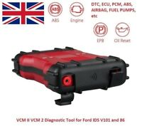High Quality VCM II VCM 2 Diagnostic Tool for Ford IDS V101 and 86 (NEW! 2019)