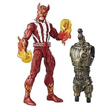 X-Men Marvel Legends 6-Inch Action Figures Wave 2 Sunfire Toy Collectible Hasbro