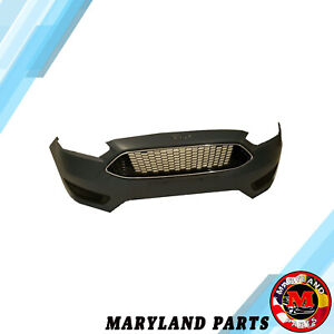 For 2015-2019 Ford Focus BUMPER WITH GRILLS AND FOG LIGHT COVER