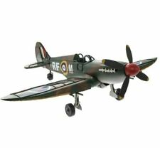 Large World War Spitfire Battle of Britain Model Airplane Tin Ornament Gift 47cm