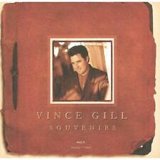 Audio CD - Country - Souvenirs by Vince Gill - Never Alone - Never Knew Lonely