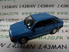 PL44 Car 1/43 Ixo ist Déagostini Poland: Ford Escort 1.3 L Mk III Blue
