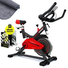 Profi Fitnessbike Speedbike SX100 Indoor Cycle Sitzfederung bis 120 KG eBook