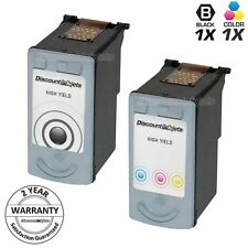 2  PG-50 CL-51 PG50 HY Black & Color Printer Ink Cartridge for Canon PIXMA MP160
