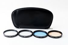 [Exc ++] Kenko Filter set 49mm from Japan