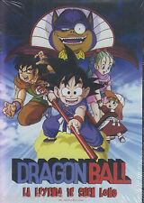 SEALED Dragon Ball DVD NEW La Leyenda De Shen Long SPANISH AUDIO ONLY