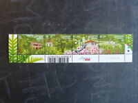 2009 SINGAPORE 150yrs GARDENS ORCHINDS SET 4 MINT STAMPS MNH