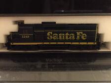 Atlas Santa Fe Road #1249 Emd Gp30 Item #4732 N Scale