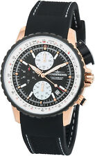 Thunderbirds FightingBlackChrono Rosé - schwarzes Zifferblatt  TB1057-02
