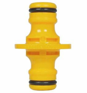 Double Male Hose Connectors Extender For Join Garden Hose Pipe Tube