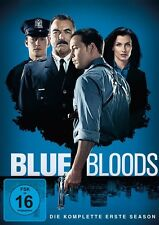 DONNIE WAHLBERG TOM SELLECK - BLUE BLOODS S1 MB 6 DVD NEU