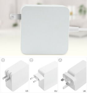 Power Charger Adapter Compatible for MacBook Air Pro 11 13 15 17 Laptops Mags1/2
