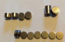 Tungsten Weights For Pinewood Derby 3oz 14 piece set
