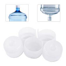 5x Wasserspender Wasser Flasche Verschlusskappen Flaschen Kappen Non Spill Caps