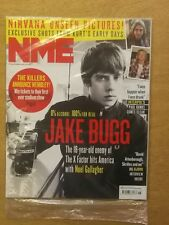 NME NOVEMBER 17 2012 JAKE BUGG THE KILLERS NOEL GALLAGHER INTERPOL NIRVANA