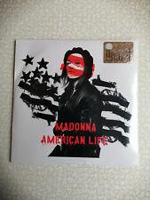 MADONNA - AMERICAN LIFE - CD SINGLE 2 TRACKS CARD SLEEVE - SEALED!