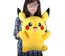 "Giant Large Big Size Pokemon Pikachu Plush Doll Soft Stuffed Toy 55cm/21"""