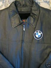 New BMW LEATHER JACKET Black