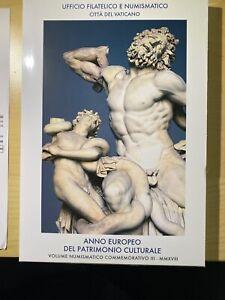 Vatican Nimismatic Volume 2019