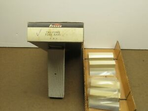 SUNNEN FD48-AA95 - TWO NEW EXTERNAL HONING STONES - NEW-OLD-STOCK