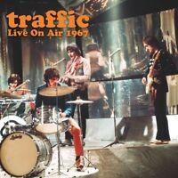 TRAFFIC - LIVE ON AIR 1967 (LIM 180 GR,ORANGE LP)   VINYL LP NEU