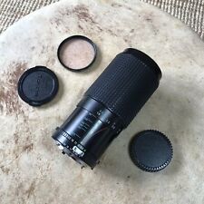 RMC - Tokina - 80-200mm - 1:4 - ⌀55 mm - Lens - P/K