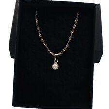 GUESS - Fashion Pearl Necklace Gold Plated