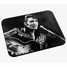 Tapis de Souris Elvis Presley Chanteur Vieille Musique Original 1