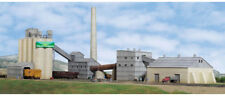 Walthers Cornerstone HO Scale Building/Structure Kit Valley Cement Plant