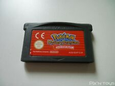 NINTENDO GAME BOY ADVANCE GBA / Pokémon Mystery Dungeon Red [AGB-B24P-EUR]