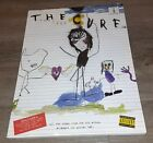 THE CURE - THE CURE - GUITAR TAB BOOK - TABLATURE MUSIC SONGBOOK