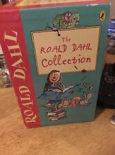 The Roald Dahl Collection 16 Book Set VERY RARE (OLD EDITION)