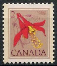 Canada 1977-86 SG#857, 2c Flowers Definitive MNH P12x12.5 #D6996