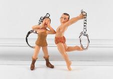 Tarzan & Jane === Walt Disney 2 Figuren zum Musical Schlüsselanhänger