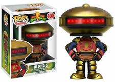 Funko POP! Vinyl: Mighty Morphin Power Rangers-Alpha 5