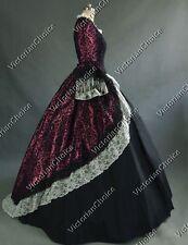 Renaissance Princess Fantasy Dress Ball Gown Steampunk Theater Punk N 164 XXXL