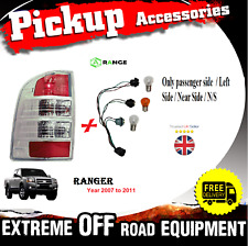 FORD Ranger THUNDER Pick-Up Posteriore Lampada Fanale Posteriore 07-11 N/S Passeggero Sinistro