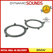 CT25BM02 Front or Rear 130MM Speaker Adaptor For BMW 3 Series (E46) 1999-2005