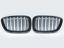 GRILL FOR BMW F07 5-SERIES GT GRAN TURISM F10 LOOK M GLOSS BLACK FRONT GRILLE