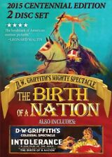 The Birth of a Nation [New DVD] Full Frame, 2 Pack