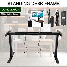 Tischgestell Elektrisch Höhenverstellbar Schreibtisch Arbeit Bürotischgestell