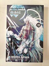STAR COMICS - THE LABIRINTH OF MAGIC MAGI 18 - SHINOBU OHTAKA -NUOVO DA MAGAZZIN