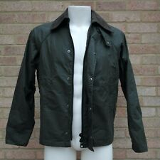 BARBOUR x Engineered Garments Graham Wax Olive Size S