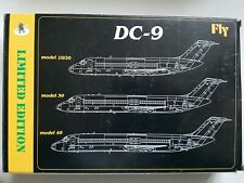 FLY 1/144  McDONNELL-DOUGLAS DC-9 + KLM Decal