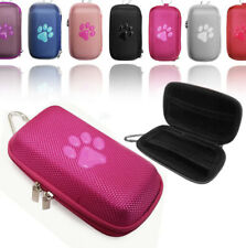 Durable Animal PAW Fabric MP3 Player cover Clamshell Case For Phillips GoGEAR