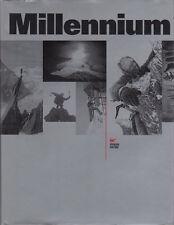 Millennium. Segue: Tour d'horizon du sommet du Mont Blanc (4807 m) dessiné et pe