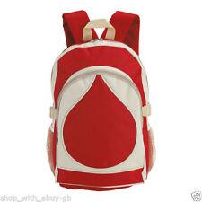Accessoires sacs à dos rouge en polyester pour garçon de 2 à 16 ans