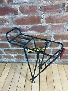 Vintage Jim Blackburn Pannier Rack Rear Carrier Bicycle Alloy Rack 700C  Wheel