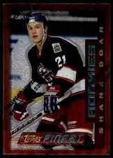 1995-96 Topps Finest Shane Doan Rookie #22