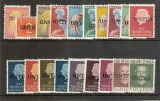 Ned.Nieuw Guinea  Untea Nr  1/19   Ongebruikt